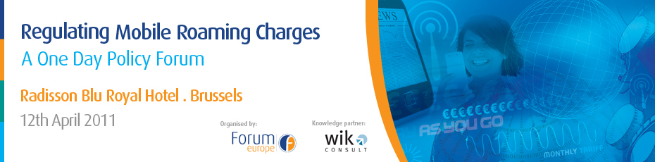 Regulating Mobile Roaming Charges - A One Day Policy Forum